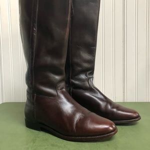 Cole Haan Pull-On Riding Boots